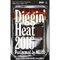 Diggin' Heat 2016 Performed by MURO<タワーレコード限定>
