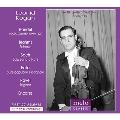 Leonid Kogan - The Bordeaux Recital 1964