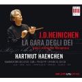J.D.Heinichen: La Gara Degli Dei