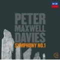 "Maxwell Davies: Symphony No.1, Dances from ""Taverner"""