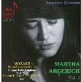 Martha Argerich Vol.1 - Mozart: Piano Concerto No.21, Piano Sonatas No.8, No.13, No.17