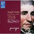 Haydn: 6 Trios for Flute, Violin and Violincello