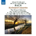 J.C.F.Bach: Keyboard Concerto YC.91; J.C.Bach: Keyboard Concerto Op.13 No.2 C63, etc (3/6-8/2007) / The Music Collection