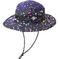 TOWER RECORDS × DESCENTE DUALIS RAINBOW STAR HAT/Lサイズ