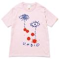 148 青葉市子 NO MUSIC, NO LIFE. T-shirt Lサイズ