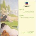 Franck: Symphony in D minor, Variations Symphoniques; Bartok: Rhapsody Op.1 Sz.27