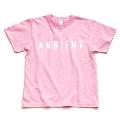 ジャンルT-Shirt AMBIENT ピンク Mサイズ