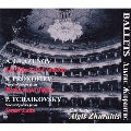 Glazunov: Les Ruses d'Amour; Prokofiev: Selected Pieces from Romeo and Juliet; Tchaikovsky: Selected Pieces from Swan Lake