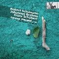 Schumann: Fantasy Op.17; Brahms: Schumann Variations Op.9; Schubert: 3 Piano Pieces D.946, etc