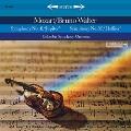 モーツァルト:交響曲第35番「ハフナー」、第41番「ジュピター」(180G重量盤)