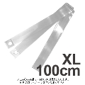 タワレコ 銀テープキーホルダー 本体XL 100cm Accessories