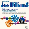 PRESENTING JOE WILLIAMS AND THAD JONES, MEL LEWIS, THE JAZZ ORCHESTRA