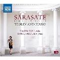 サラサーテ: ヴァイオリンとピアノのための作品全集