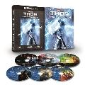 マイティ・ソー:4K UHD 3ムービー・コレクション [4K Ultra HD Blu-ray Disc x3+3Blu-ray Disc]<数量限定版>
