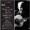 Beginning of a Legend - Narciso Yepes - Jeux Interdits, Concierto de Aranjuez, etc