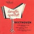 ベートーヴェン~弦楽四重奏曲第4番・第5番・第6番