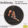 ストラヴィンスキー:バレエ組曲「火の鳥」バレエ「春の祭典」