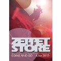 COME AND GO -Live 2013- [CD+DVD]
