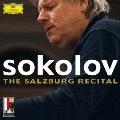 ザルツブルク・リサイタル 2008 モーツァルト:ピアノ・ソナタ第2番・第12番 ショパン:24の前奏曲、他