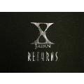 X JAPAN RETURNS 完全版 DVD-BOX<初回生産限定盤>