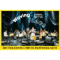 """LIVE """"Waving Flags"""""""
