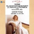 ウェーバー:クラリネット協奏曲第1番&第2番 クラリネット小協奏曲
