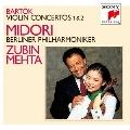 バルトーク:ヴァイオリン協奏曲第1番&第2番<期間生産限定盤>