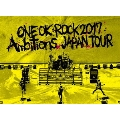 "LIVE DVD 「ONE OK ROCK 2017 ""Ambitions"" JAPAN TOUR」 DVD"