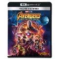 アベンジャーズ/インフィニティ・ウォー 4K UHD MovieNEX [4K Ultra HD Blu-ray Disc+3D Blu-ray Disc+Blu-ray Disc]