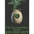 THE YELLOW MONKEY SUPER BIG EGG 2017 DVD