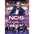 NCIS:ニューオーリンズ シーズン4 DVD-BOX Part1