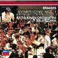 ブラームス:交響曲第1番、ハンガリー舞曲第1番・第3番・第10番<生産限定盤>