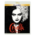クルエラ MovieNEX [Blu-ray Disc+DVD]