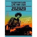 "KAZUYOSHI SAITO LIVE TOUR 2020 ""202020"" 幻のセットリストで2日間開催!~万事休すも起死回生~ Live at 中野サンプラザホール 2021.4.28 [Blu-ray Disc+CD+202020ロゴ入りオリジナルバッグ]<初回限定盤>"