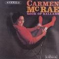 Carmen McRae/ブック・オブ・バラーズ [UCCU-9634]