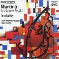 マルチヌー:チェロ協奏曲 第1番・第2番