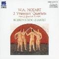 モーツァルト:プロシャ王四重奏曲集 弦楽四重奏曲第20番 K.499