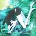 鏡面の波 (アニメ盤)