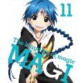 マギ The kingdom of magic 11 [Blu-ray Disc+CD]<完全生産限定版>