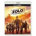 ハン・ソロ/スター・ウォーズ・ストーリー MovieNEX [2Blu-ray Disc+DVD]<通常盤>