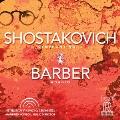 ショスタコーヴィチ: 交響曲第5番 Op.47「革命」、バーバー: 弦楽のためのアダージョ