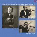 ベルリン・フィル 伝説のコンサートマスター 第1集 レーンを中心にコルベルクとシュヴァルベ編<完全限定生産盤>