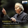 ブラームス:交響曲 第2番&第3番