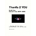 KinKi Kids Concert Tour 2019-2020 ThanKs 2 YOU [3DVD+ブックレット]<初回盤>