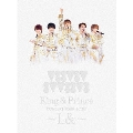 King & Prince CONCERT TOUR 2020 ~L&~ [2DVD+フォトブックレット]<初回限定盤>
