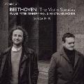ベートーヴェン: ヴァイオリン・ソナタ第8番-第10番