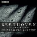 ベートーヴェン: 弦楽四重奏曲第1番-第3番