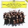モーツァルト:フルート協奏曲第1番 オーボエ協奏曲/クラリネット協奏曲