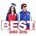 BEST 2005-2013 [2CD+DVD+別冊ブックレット]<初回盤>
