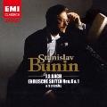 J.S.バッハ:イギリス組曲第6番&第1番 3つのコラール BWV711・BWV715・BWV716
